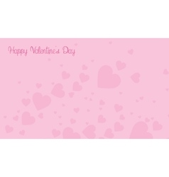 Valentine day card love backgrounds vector