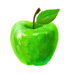 Picture of apple vector