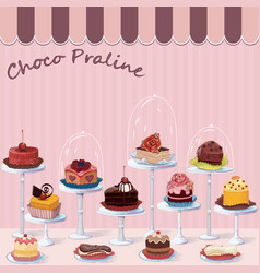 Confectionery vector