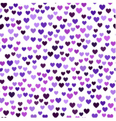 Love pattern seamless background vector