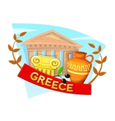 Greece vector