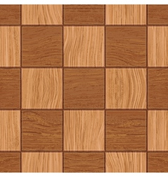 Chessboard background vector