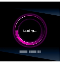 loading vector image vector image