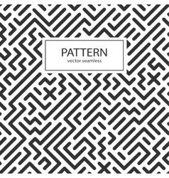 Striped seamless geometric pattern digital vector
