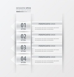 Label design white color vector