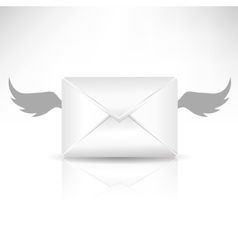 Envelope and wings vector