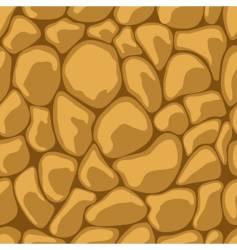 sand stone seamless vector image
