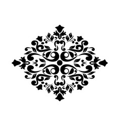 Image of black patterns vector