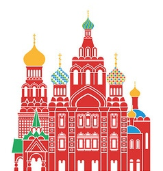 Saint petersburg vector