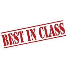 Best in class stamp vector