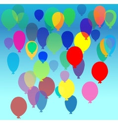 Baloons vector