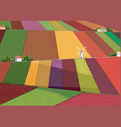 Fields vector