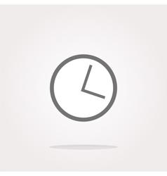 time Icon time Icon  time Icon Art time vector image