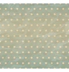 Crumples paper pattern vector image