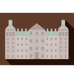 Palace berlin architecture building  germany vector