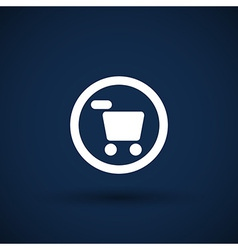 buy now icon button market sell retail vector image