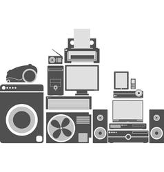 Equipment vector
