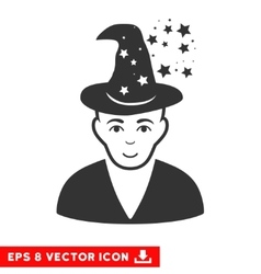 Magic Master EPS Icon vector image