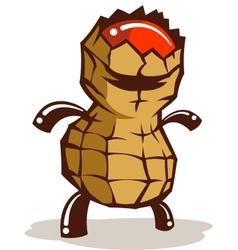 Peanut dude vector