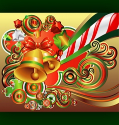 holiday celebrations vector image vector image