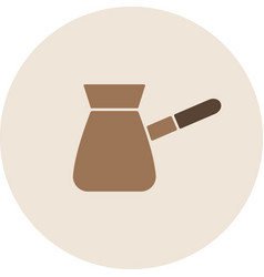 Coffee turk vector
