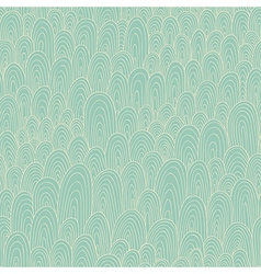 Seamless hand-drawn abstract pattern Endless vector image