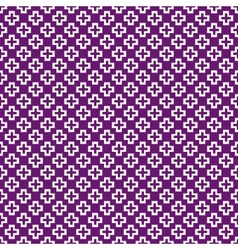 Graphic seamless pattern tiling vector image vector image