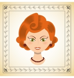 Retro lifestyle design vector