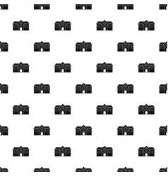Chapel pattern vector