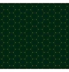 Hexagonal tiles vector image