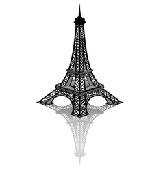 Eiffel tower1 vector
