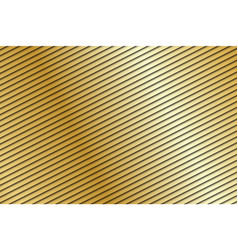 Abstract gold background beige diagonal stripes vector