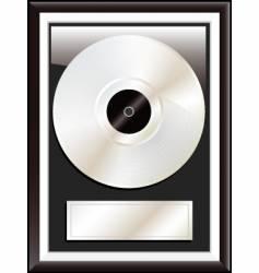 Platinum disc vector