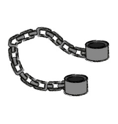 Slave chain isolated vector