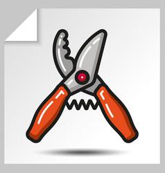 Gardening tools 10 vector