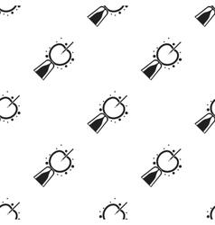 Artificial insemination icon in black style vector