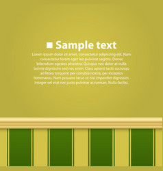 Cover the wall with texture of watermelon vector
