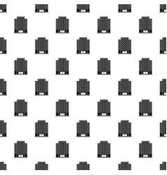 Skyscraper pattern vector