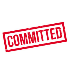 Committed