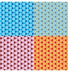 Harlequin pattern vector