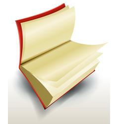 Design open book vector