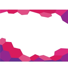 Abstract background purple vector