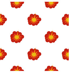 Cloudy explosion pattern seamless vector
