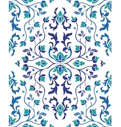 Pattern for wallpaper vector image vector image