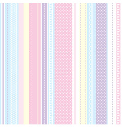 texture for textiles textile pattern baby vector image vector image