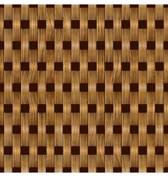 wooden blocks vector image