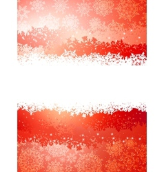 A red and yellow sparkle card background eps 8 vector