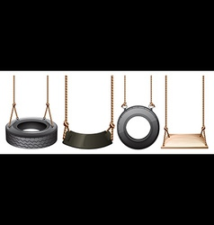 Different swings vector
