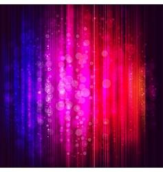 Glow background vector