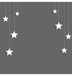 Background stars on a string eps 10 vector